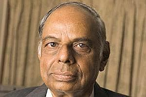 A file photo of C Rangarajan