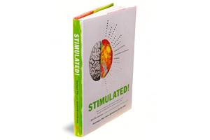 Stimulated! By Andrew Pek and Jeannine McGlade, ProLibris Publishing Media, 195 pages, Rs 595.