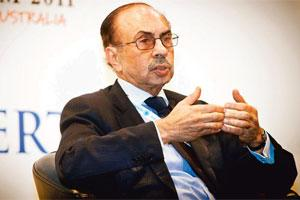 Godrej Group chairman Adi Godrej. File photo