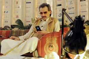 Saudi Prince Alwaleed bin Talal. Photo: Bloomberg