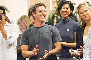 A file photo of Facebook CEO MarkZuckerberg (Reuters)