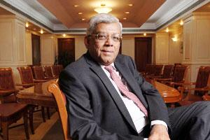A file photo of HDFC Ltd chairman Deepak Parekh.