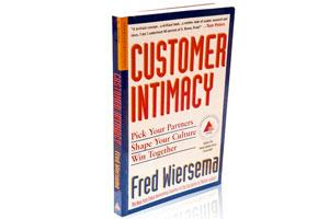 Customer Intimacy, Fred Wiersema, Knowledge Exchange, 1996