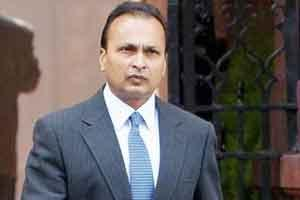 Anil Ambani, chairman of Reliance Group. Photo: PTI