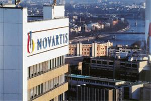 Novartis AG headquarters in Basel, Switzerland. Bloomberg.