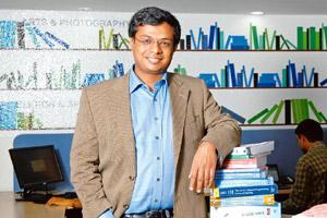 Aggressive target: Sachin Bansal, Flipkart's chief executive. Hemant Mishra/Mint