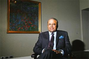 Utilizing assets: Tata Steel managing director H.M. Nerurkar says investments in mining projects are normally very high and it is, therefore, more viable to mine in bulk for all group firms. Hemant Mi
