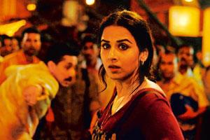No stereotype: Vidya Balan gives yet another convincing performance