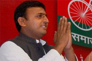 Samajwadi Party leader Akhilesh Yadav.