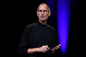File Photo of Steve Jobs
