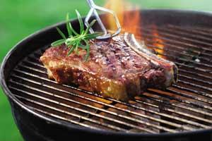Merely owning a grill doesn't make one an expert. iStockphoto