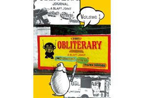 The Obliterary Journal: Blaft, 270 pages,Rs 695.