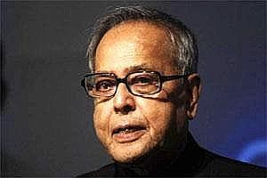 A file photo of inance minister Pranab Mukherjee