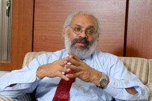 A file photo of RBI deputy governor Subir Gokarn.