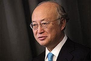 A file photo of IAEA chief, Yukiya Amano(Bloomberg)