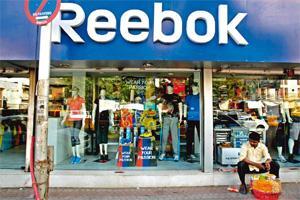 reebok showroom in mumbai