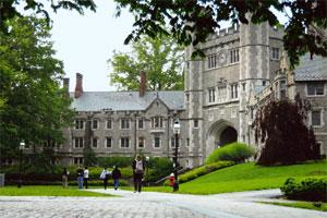 Added burden: Students at Princeton University. Studying in foreign universities has been a costly affair, but the rupee's slump will make education more costly. Photo: Brendan McInerney/Mint
