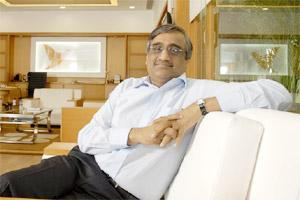 A file photo of Kishore Biyani, CEO, Future Group