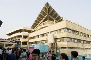 A file photo of IIT Delhi