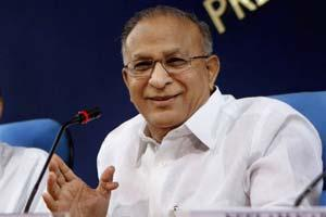 A file photo of oil minister, S. Jaipal Reddy.