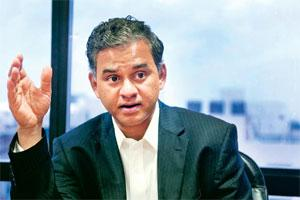 Charting growth: Genpact chief executive officer N.V. Tyagarajan. Photo: Aniruddha Chowdhury/Mint