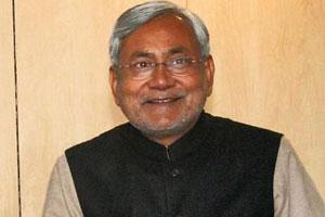 Bihar chief minister Nitish Kumar. File photo