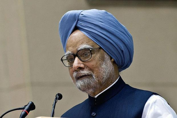 A file photo of Prime Minister Manmohan Singh.