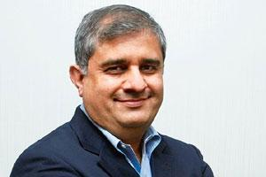 Amitabh Chaudhry, managing director and CEO, HDFC Standard Life Insurance.