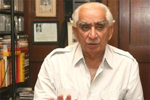 A file photo of former finance minister Jaswant Singh.