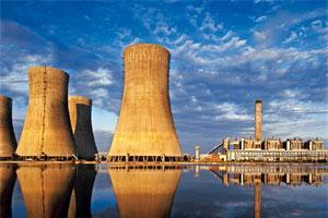 Pushed to limit: NTPC's Dadri plant in Uttar Pradesh.