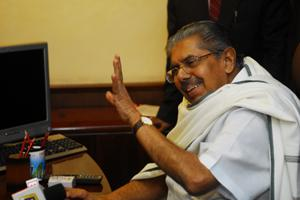 Overseas Indian affairs minister Vayalar Ravi.
