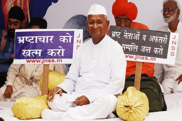 Anna Hazare साठी प्रतिमा परिणाम
