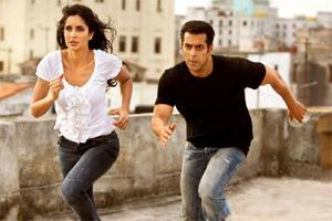 A still from Ek Tha Tiger