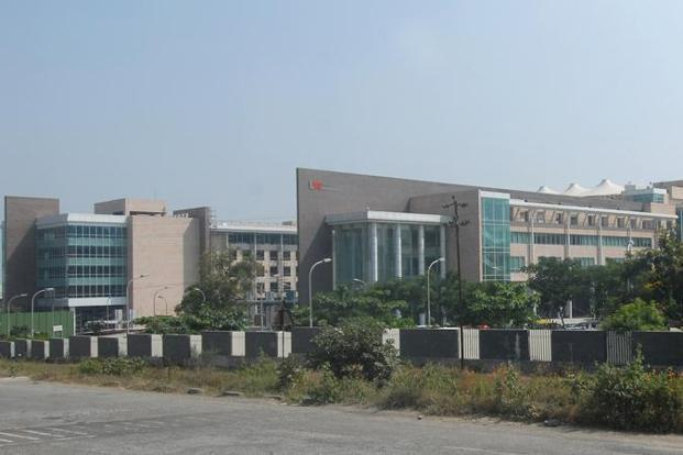 Tech Mahindra's campus in Pune. Photo: Hemant Mishra/Mint
