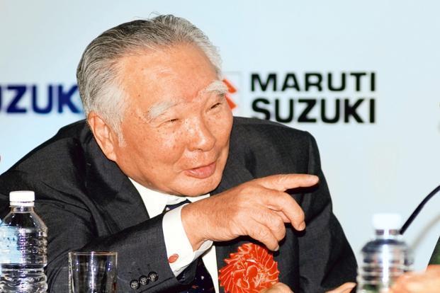 Founder Of Maruti Suzuki