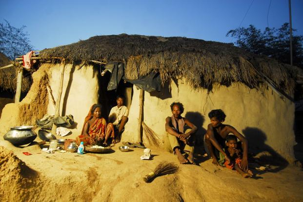 A file photo of villagers in India. Photo: Indranil Bhoumik/Mint