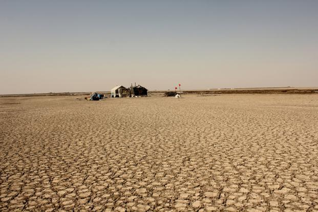 photo essay framing nothingness livemint  homes far apart there isn t much of a social life in kutch