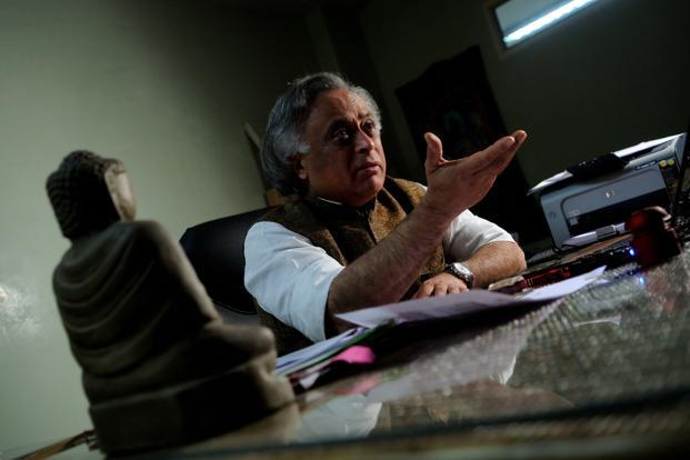 Rural development minister Jairam Ramesh says in India, the record of rights on land is presumptive and it is not conclusive, unlike many other countries. Photo: Pradep Gaur/Mint