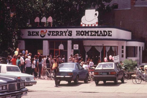 If Ben & Jerry's comes to India, it will have to compete with existing premium brands such as Baskin-Robbins, Häagen-Dazs and London Dairy. Photo: AP