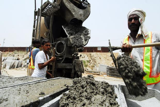 On 21 June, the Competition Commission of India (CCI) had slapped `6,307 crore penalty on 11 cement makers. Photo: Ramesh Pathania/Mint