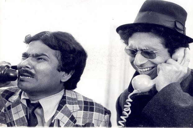Corruption is funny business in Kundan Shah's Jaane Bhi Do Yaaro