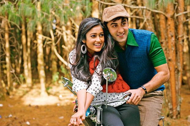 Ileana D'Cruz and Ranbir Kapoor in a still from the movie, Barfi! (Ileana D'Cruz and Ranbir Kapoor in a still from the movie, Barfi!)