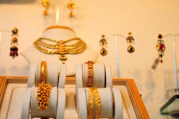 A jewellery shop. Photo: Priyanka Parashar/ Mint