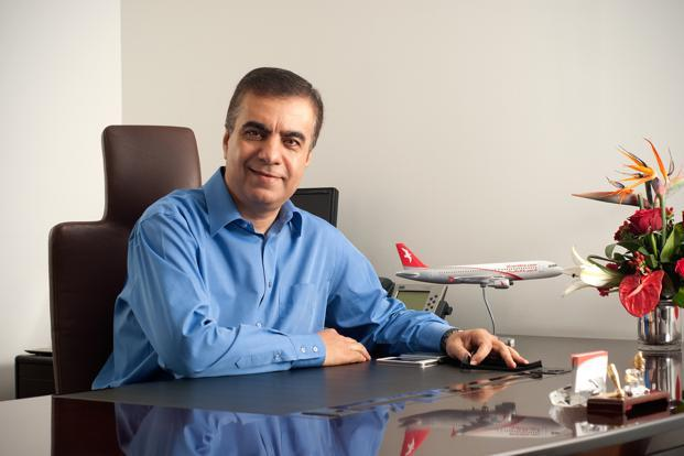 Ali says India has grown to be an important market for the airline and the company is always looking to expand operations and cater to more markets between the United Arab Emirates and different cities in India. (Ali says India has grown to be an important market for the airline and the company is always looking to expand operations and cater to more markets between the United Arab Emirates and different cities in India.)