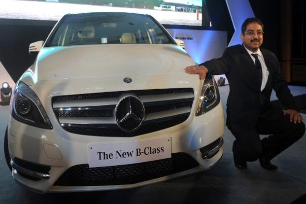 Mercedes Launches Least Expensive Luxury Car In India At 21 49 Lakh