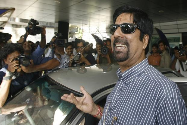 K. Srikkanth remained trapped in the stereotype. Photo: Sajjad Hussain/AFP