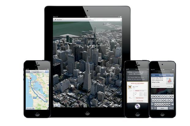 Users worldwide can now upgrade to iOS6