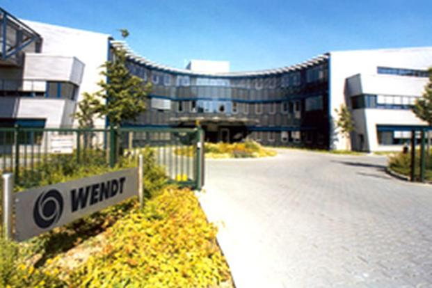 Wendt India is an equal joint venture between Carborundum Universal and Wendt GmbH of Winterthur Technologies of Switzerland.