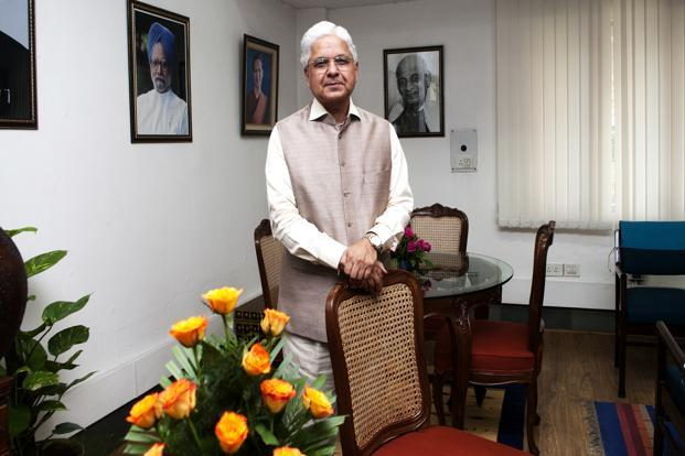Ashwani Kumar, minister of state for planning. Photo: Ramesh Pathania/Mint