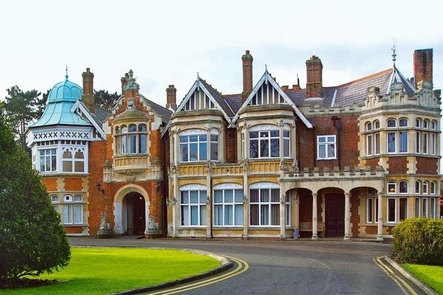 Bletchley Park. Photo: Wikimedia Commons